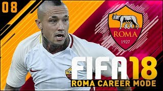 FIFA 18 Roma Career Mode Ep8 - I WAS WRONG, YOU WERE RIGHT!