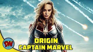 Who is Captain Marvel   Avengers 4   Explained in Hindi