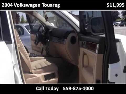 2004 Volkswagen Touareg Used Cars Fresno CA