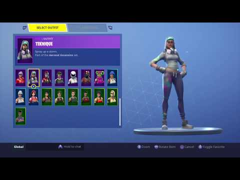 Selling Stacked Fortnite Account  😱  Comment Prices Below