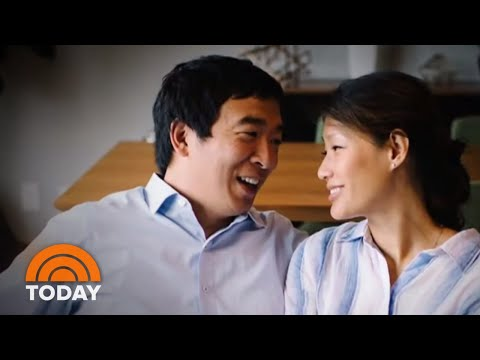 Andrew Yang's Wife Reveals She Was Sexually Assaulted By Doctor | TODAY