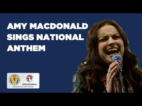 Amy MacDonald // The Scottish National Anthem