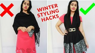 WINTER 2018 CLOTHING HACKS EVERY GIRL SHOULD KNOW |
