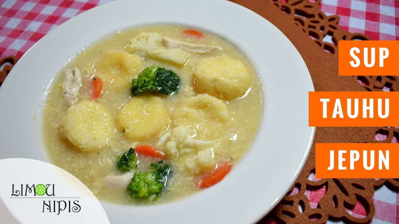 Sup Tauhu Jepun