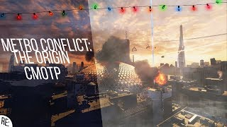 METRO CONFLICT: THE ORIGIN - Играем в PVP: Extreme Domination и Специальные операции