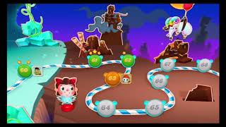 Game Android #861 Candy Crush Soda Saga iPhone Gameplay