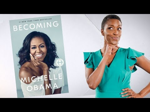Imposter Syndrome Advice With Michelle Obama #BookTube