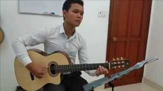 Donna Donna _ Guitar Tutorial  ☆ Mr. Dan ☆