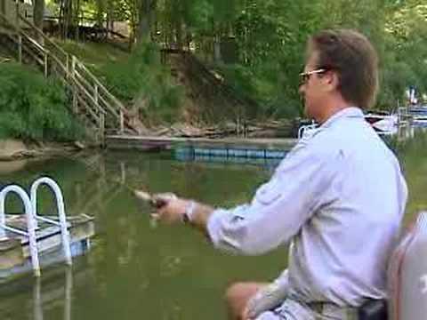 Guist Creek Bass Fishing