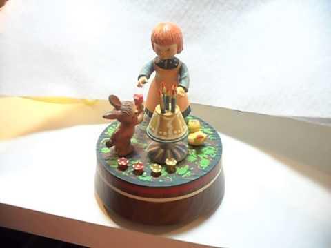 ANRI Birthday Music Box
