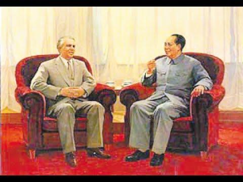 Refuting Hoxha's Lies About Mao Zedong Thought