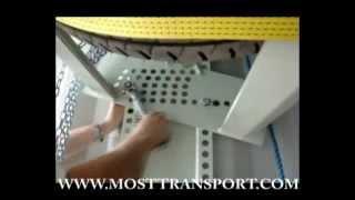 Сборка оборудования и загрузка авто в контейнер(Компания МостТранспорт работает на рынке транспортно-экспедиционных услуг уже более 5 лет и зарекомендова..., 2012-11-26T13:53:26.000Z)