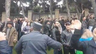SON DƏQİQƏ: Əli Kərimli və Cəmil Həsənli başda olmaqla 60 nəfər polis idarəsinə aparılıb