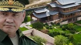 Дом Шойгу. Монголо - тувинский стиль