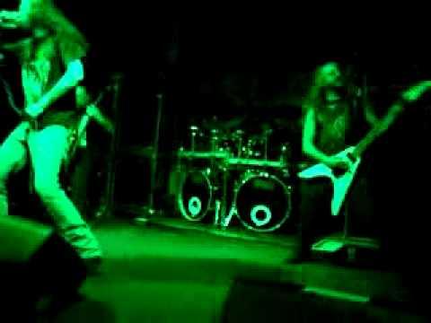 Malevolent Creation   Eve Of Apocalypse   Live Swamp Club   Massa Carrara   25 02 2012