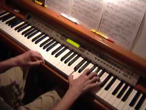 Final Fantasy VIII - Eyes On Me (Piano Collections)
