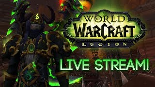 world of warcraft new class gnome priest 46 lvl up dungeons-quests ...!!!