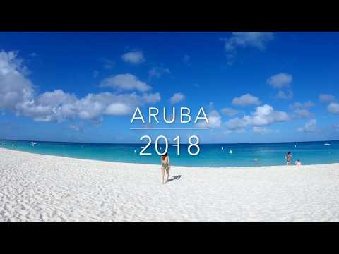 "Aruba ""One Happy Island"" : GoPro Hero 6 : 4K"
