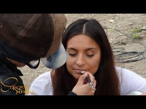 Ana Brenda Contreras Corazon Indomable Makeup Tutorial Travel Video