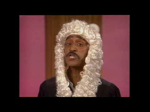 Download Judge Sammy Davis Jr. Part One | Rowan & Martin's Laugh-In | George Schlatter