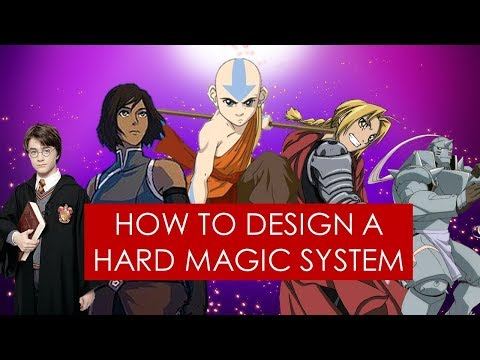 On Writing: hard magic systems in fantasy [ Avatar l Fullmet