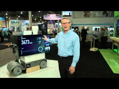 Product Demo: Ericsson: The Promise of 5G