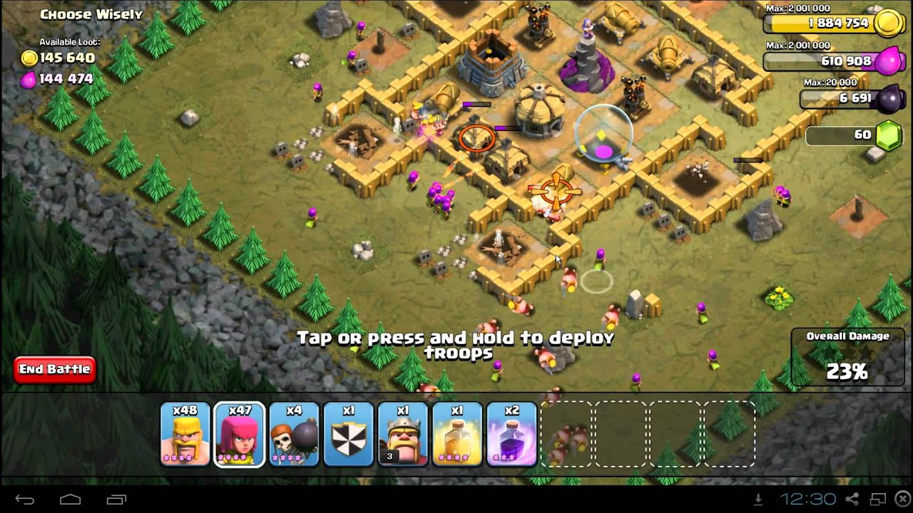 Get the Ultimate Attack Strategy to Conquer your Clan Wars
