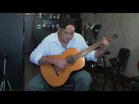 Yamaha G-60-A Classical Guitar Demo