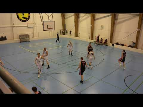 Buckets - Pink Panthers 19.1.2020 (Full Game)