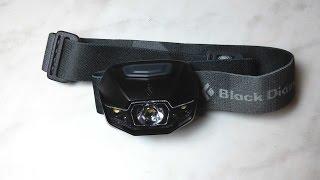 Налобный фонарь Black Diamond Spot 130 люмен(Фонарь налобный светодиодный.Фонарь туристический. В поход.Шаг за шагом.Обзор снаряжения и другое видео.Ст..., 2015-02-03T16:41:09.000Z)