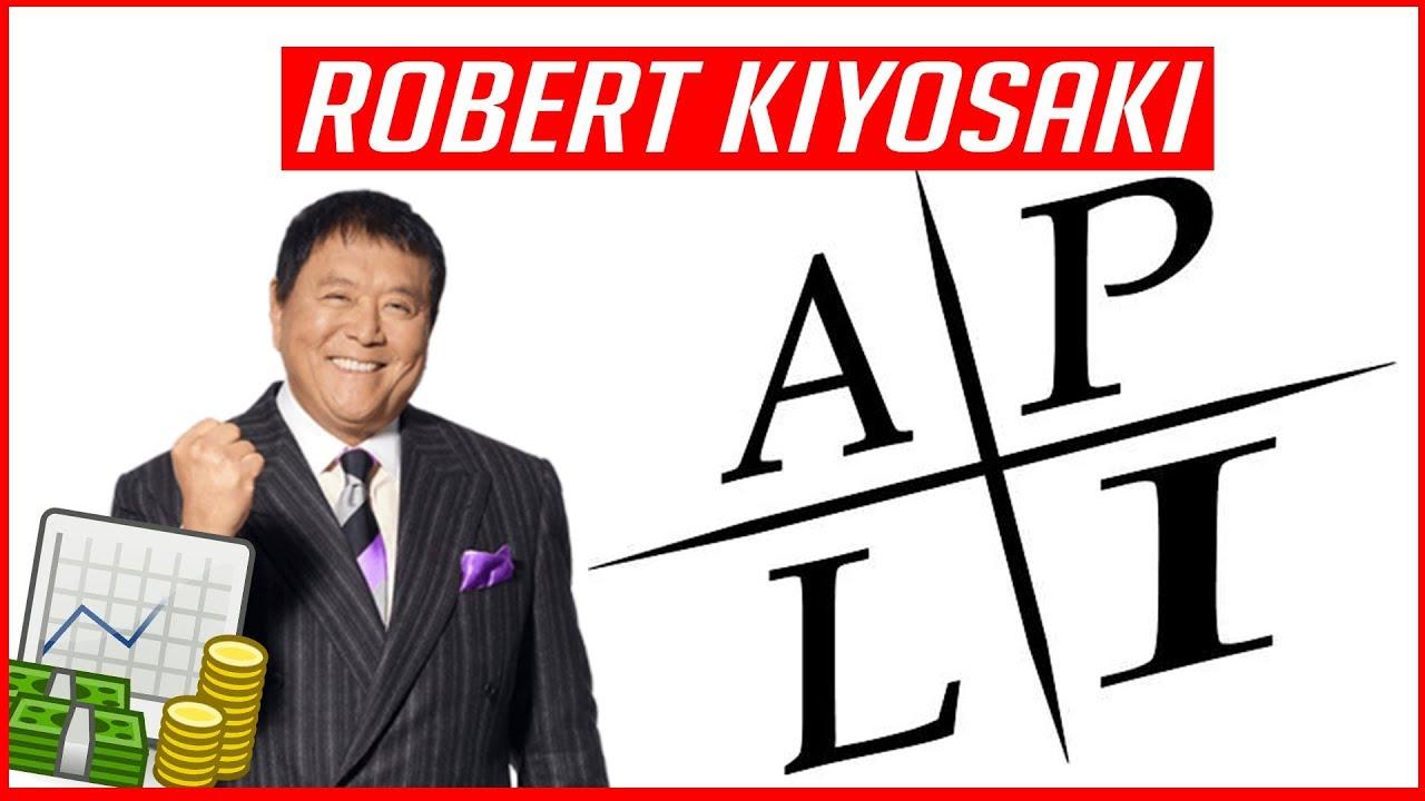 cum a făcut Kiyosaki bani