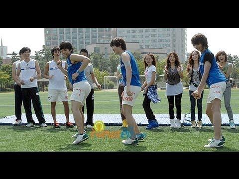 [Full Show] Dream Team Ep 1 {Song Joong Ki, Minho, Junho, Kara, Danny,..} (Vietsub)