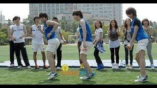 [Full Show] Dream Team Ep 1 {Song Joong Ki, Minho, Junho, Kara, Danny,..} (Vietsub) thumbnail