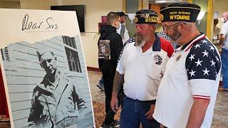 Sons of The American Legion member premiers documentary in Wyoming