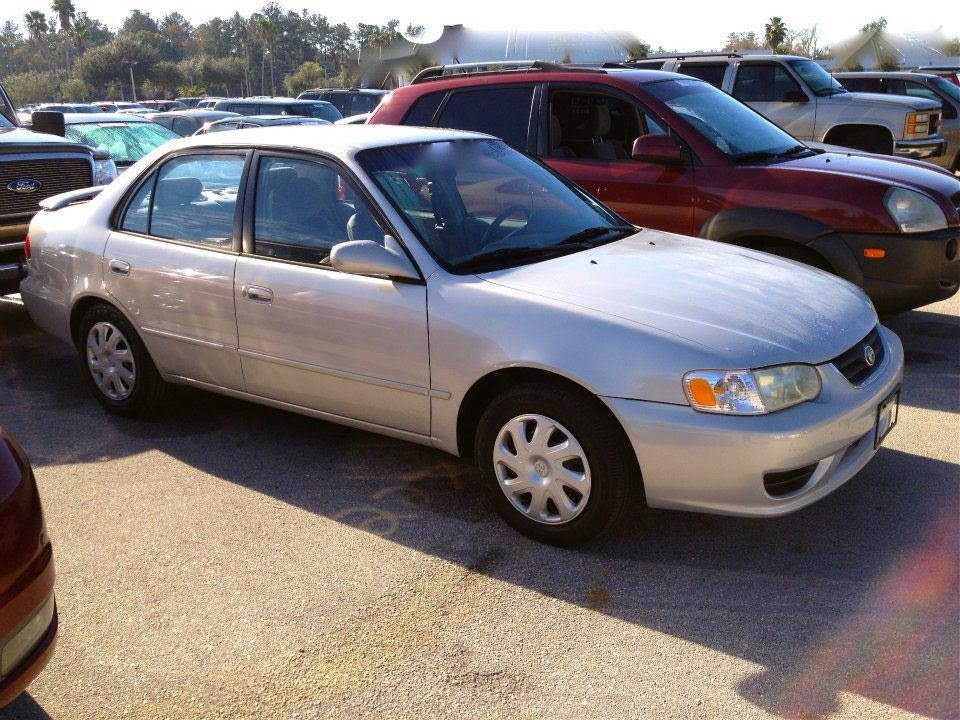 2001 Toyota Corolla Le 5mt Start Up Quick Tour Rev With Exhaust