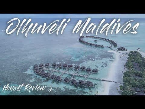 Olhuveli Resort MALDIVES - Honest Review :D