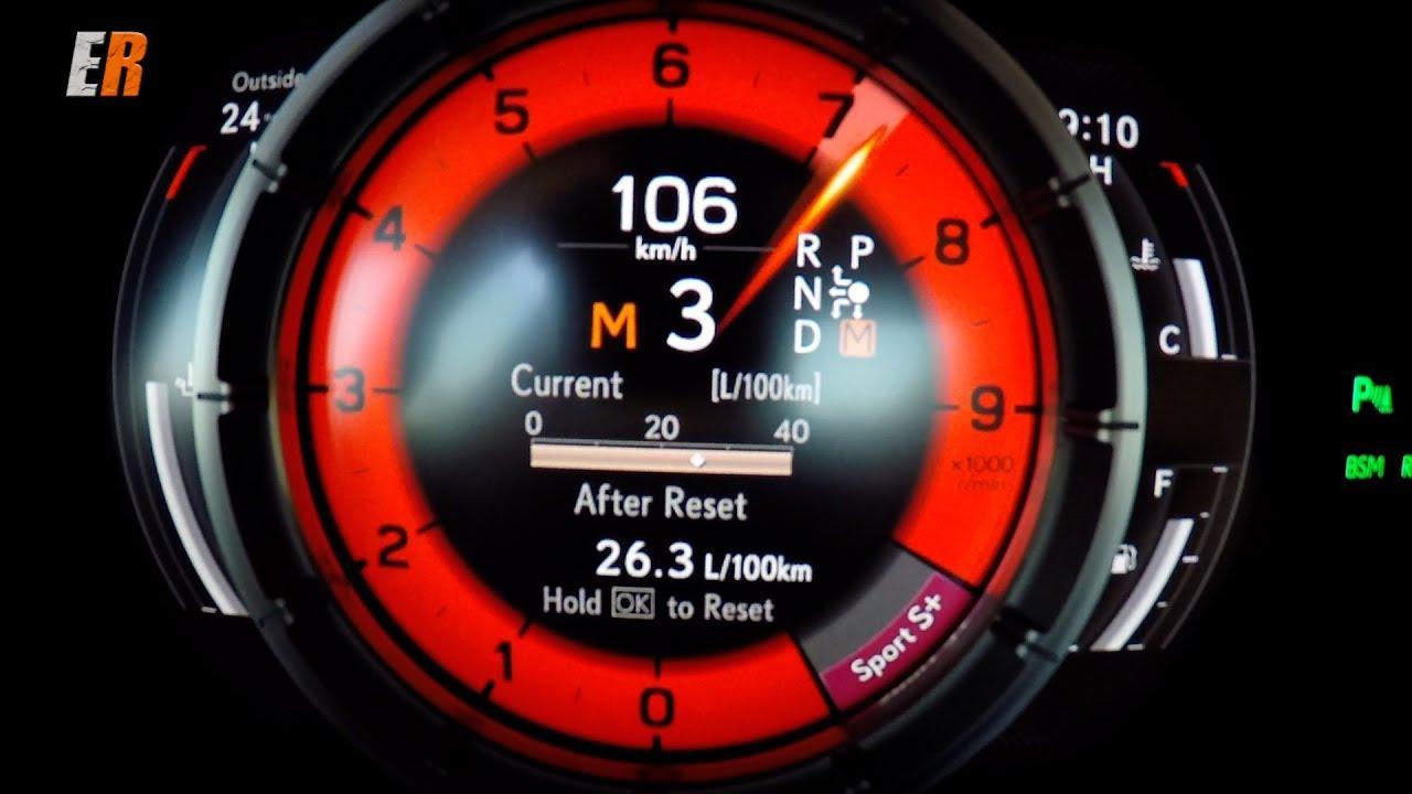 2018 Lexus Lc500 5 0l V8 Best Exhaust Audio Sound 0 60