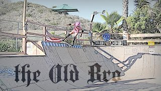 The Old Bro Backyard Skate Bowl 2015