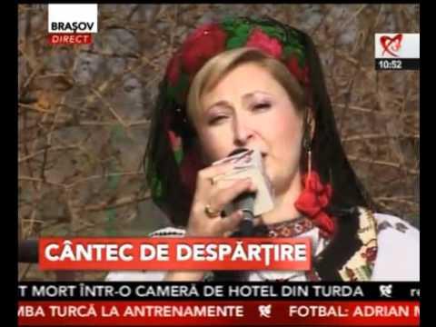 Marilena Albu - La moartea Poetului Adrian Paunescu.avi