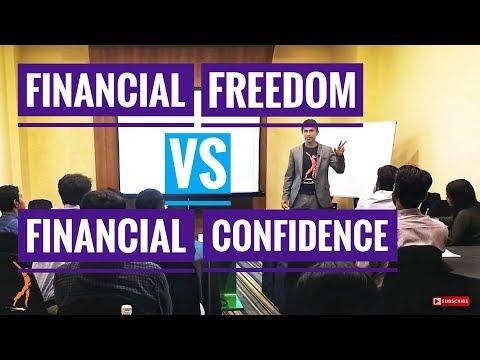 Financial Freedom VS Financial Confidence | Dev Gadhvi | India's First Passionpreneur Mentor