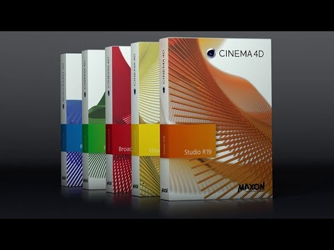 New in cinema 4d r19 top new features and updates in for Cinema 4d raumgestaltung