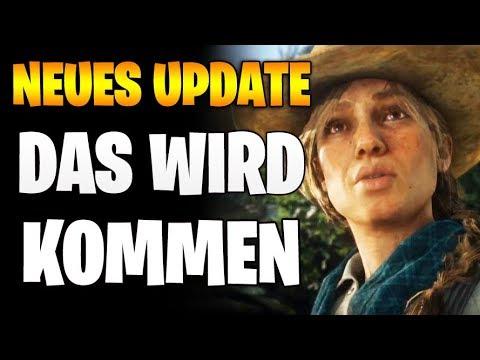 DAS WIRD KOMMEN - Neues Update 1.07 & Zukunft   Red Dead Redemption 2 Online News