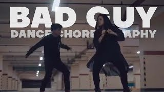 Billie Eilish - Bad guy | dance choreography | Zidan Haras X Priesta Ghea