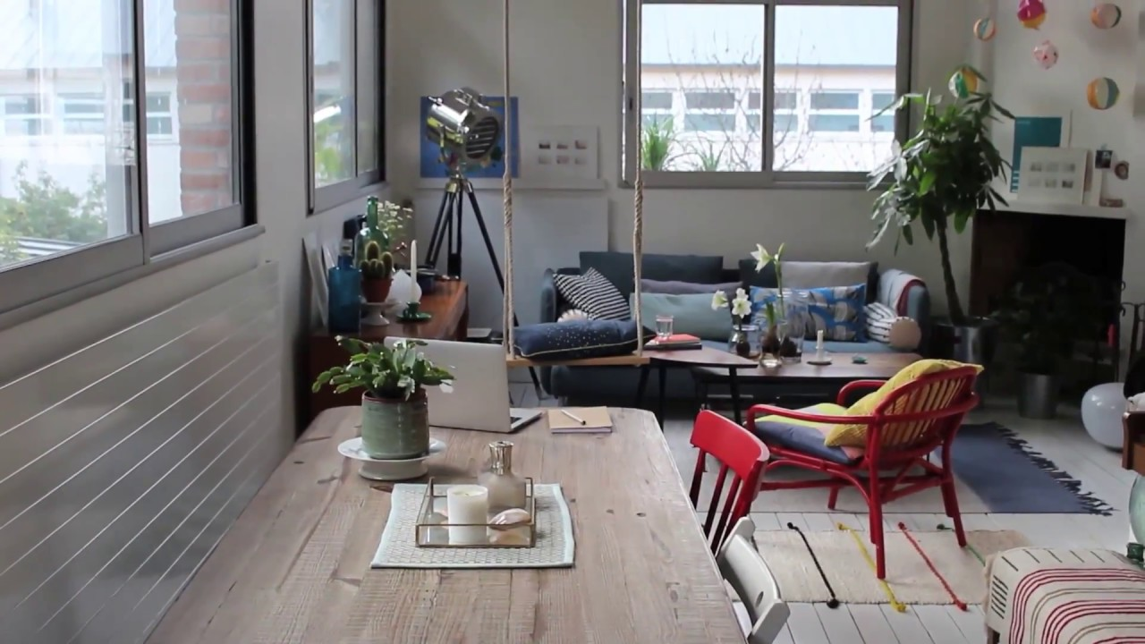 visitamos una casa de decoraci n industrial ikea youtube