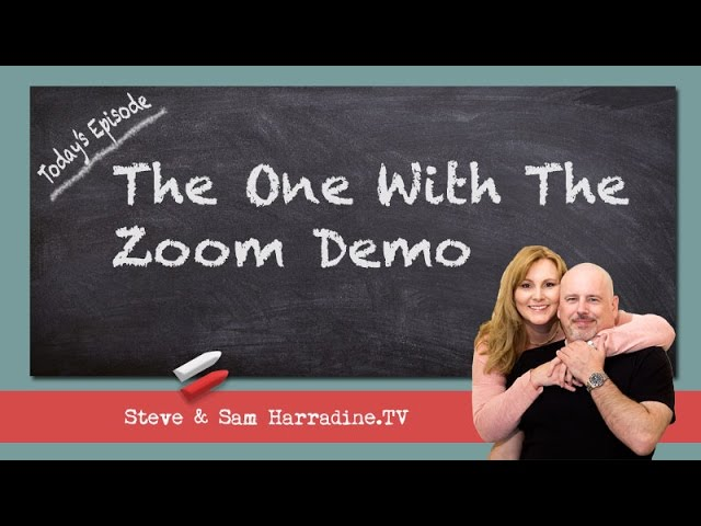 How To Demo Host A Zoom Meeting, Share Your Screen, and Record Your Desktop Tutorial