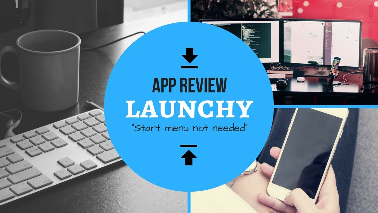 App Review: Launchy - Start Menu not needed - YouTube