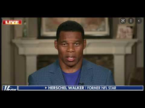 Republicans Are Concerned Over Herschel Walker's Empty-Campaign Calendar