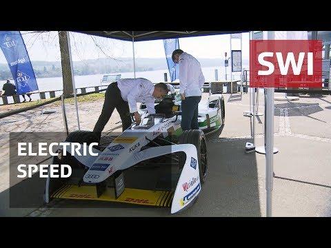 Formula E comes to Zurich