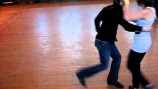 Westie Combo For Lindy Hop