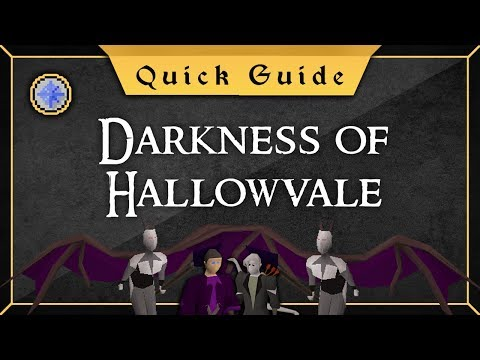 [Quick Guide] Darkness Of Hallowvale